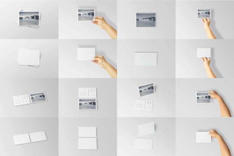 Postcard & Invitation Mockups - Postcard Invitation Mockups 10 -