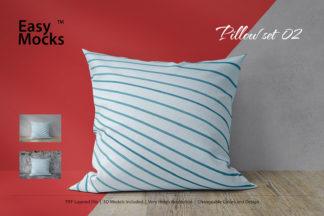 Crella Subscription - EM pillow set 02A2 -