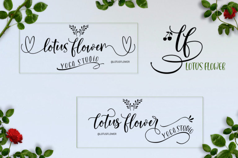Lovely Buttering-Font Duo - 43 -