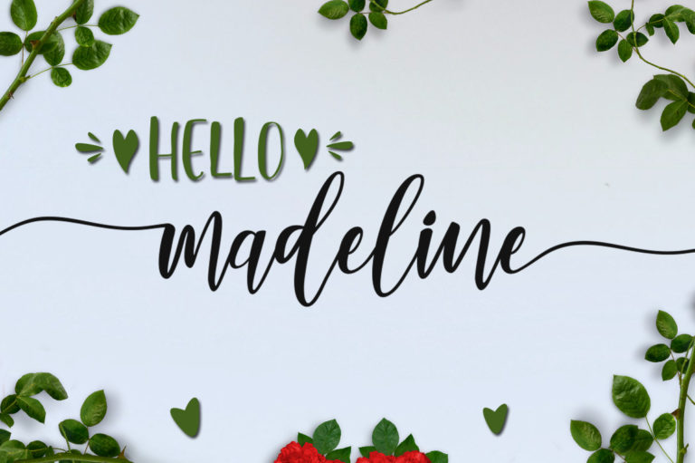 Lovely Buttering-Font Duo - 112 -