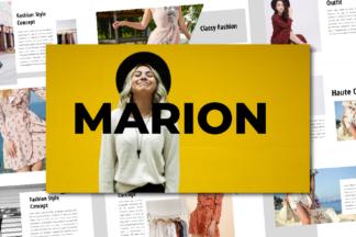 Crella Subscription - MARION 01 -