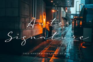 All Freebies - auto signature 1400 -