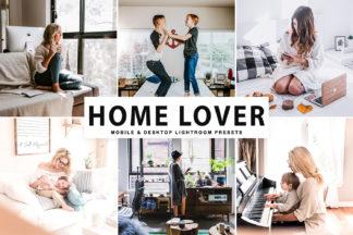 Free Lightroom Presets - Home Lover Mobile Desktop Lightroom Presets Cover -