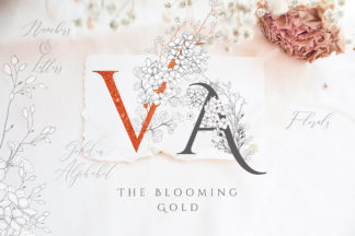 Crella Subscription - Blooming gold first image -