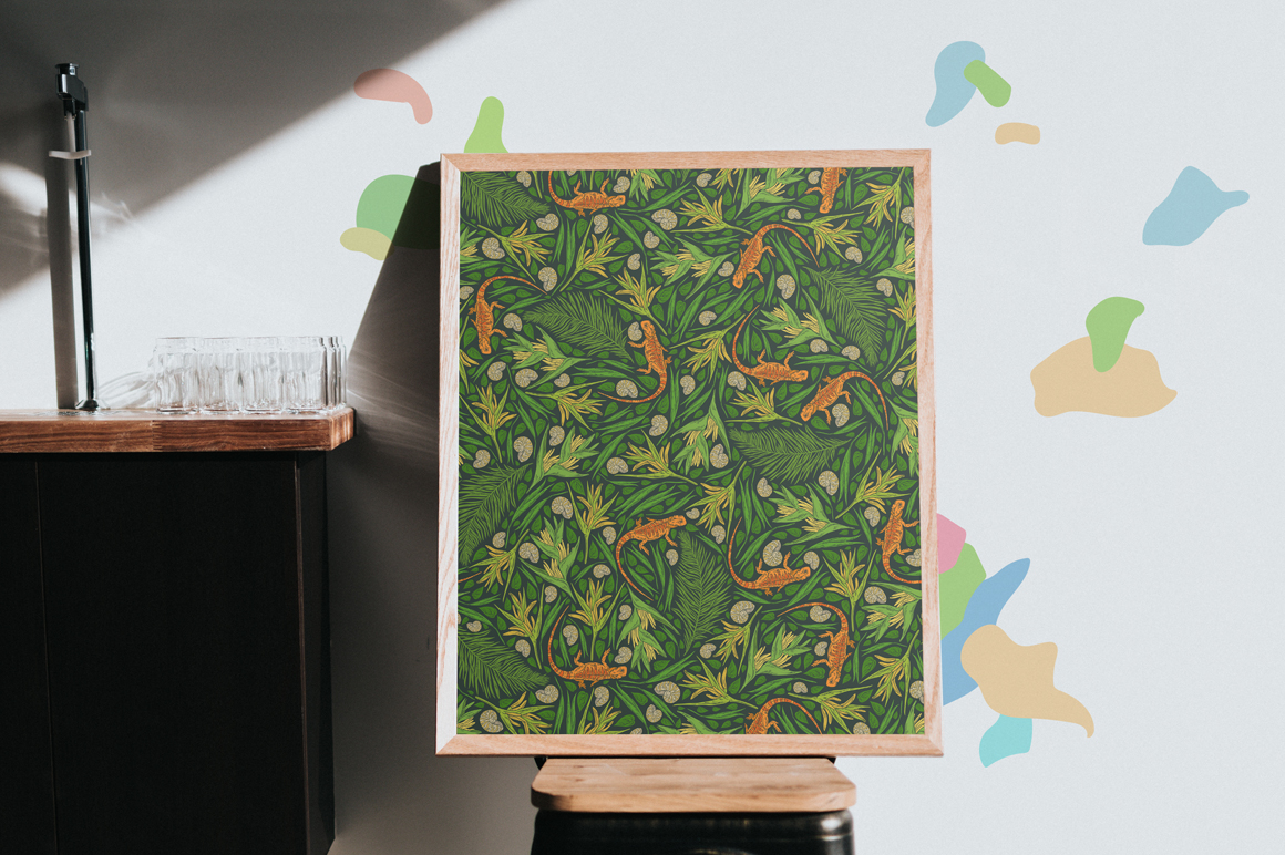 Life in the Tropics patterns - 995 -