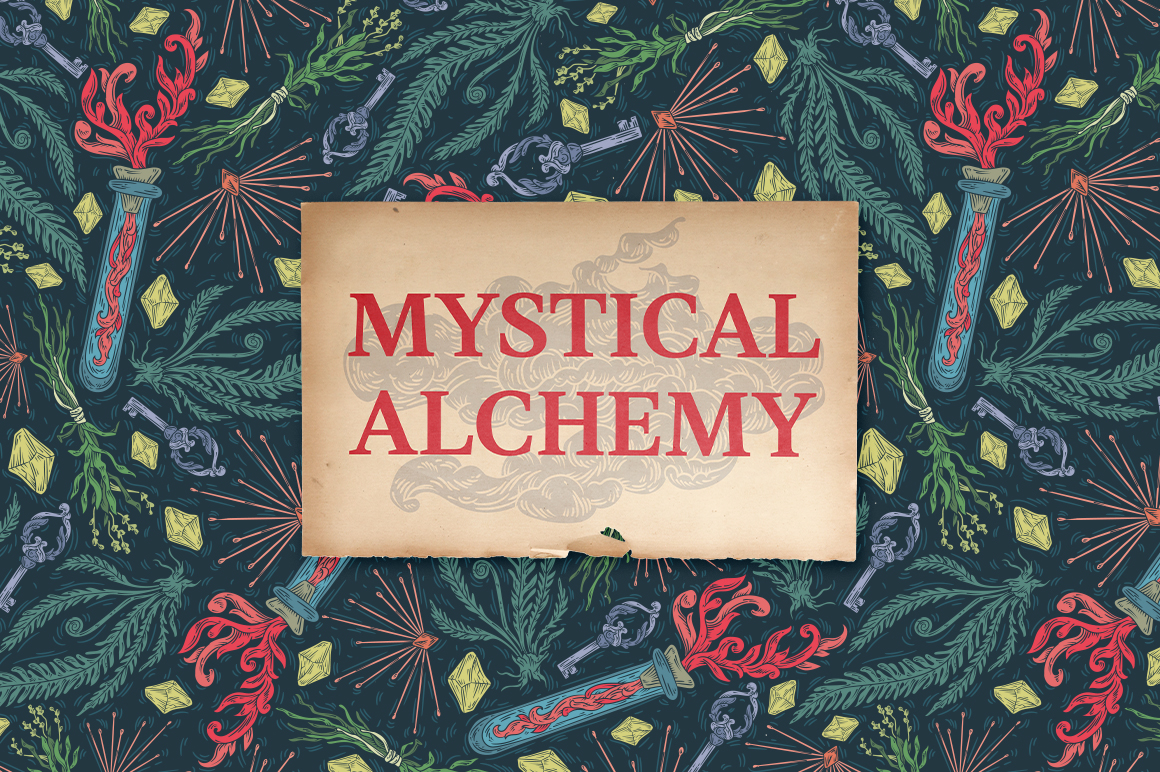 The Alchemical Mystery collection - 11 -