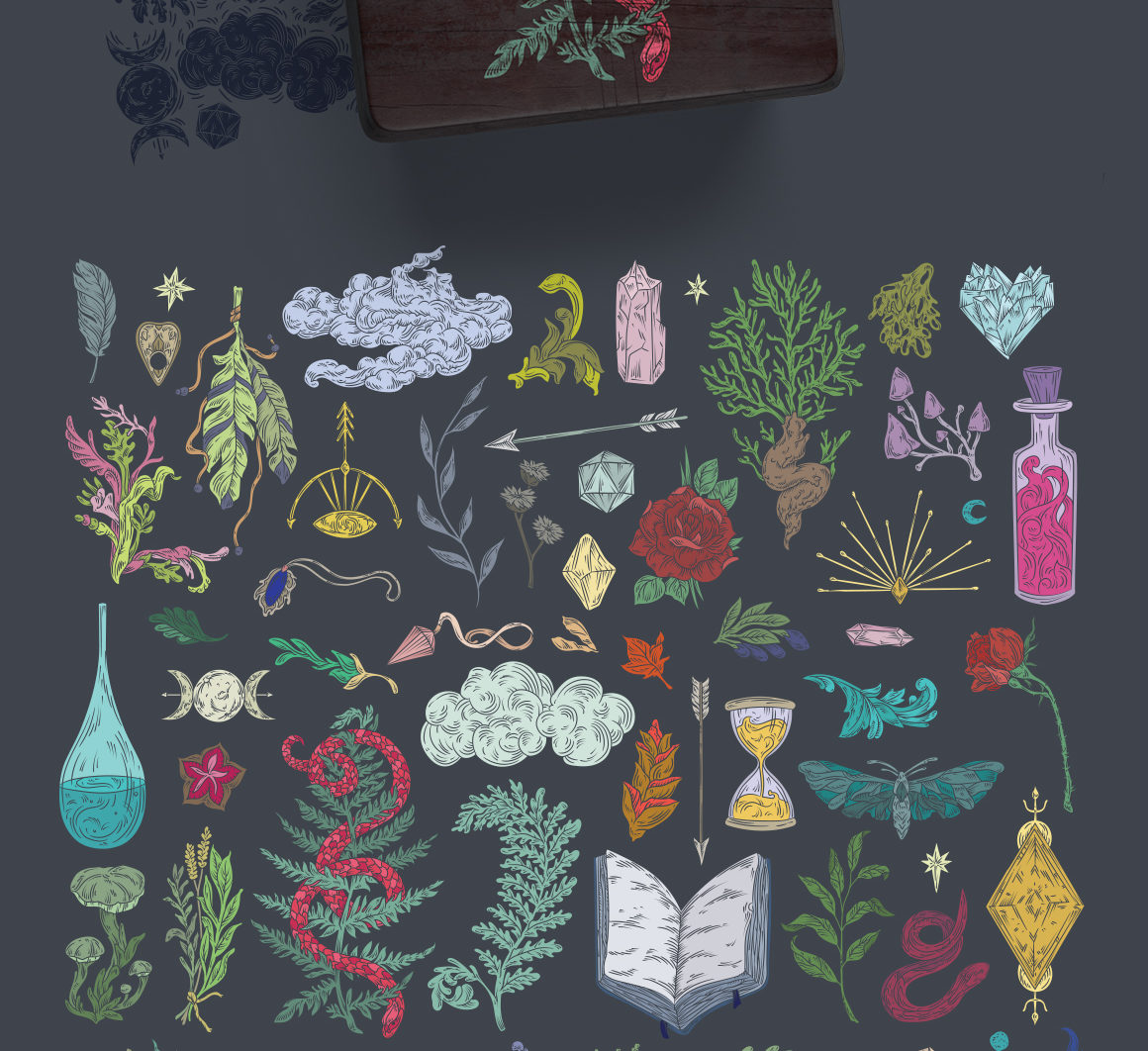 The Alchemical Mystery collection - 41 -