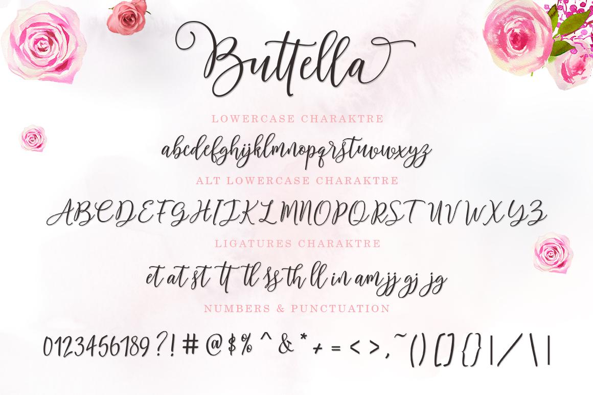 Buttella Script - 8102 -