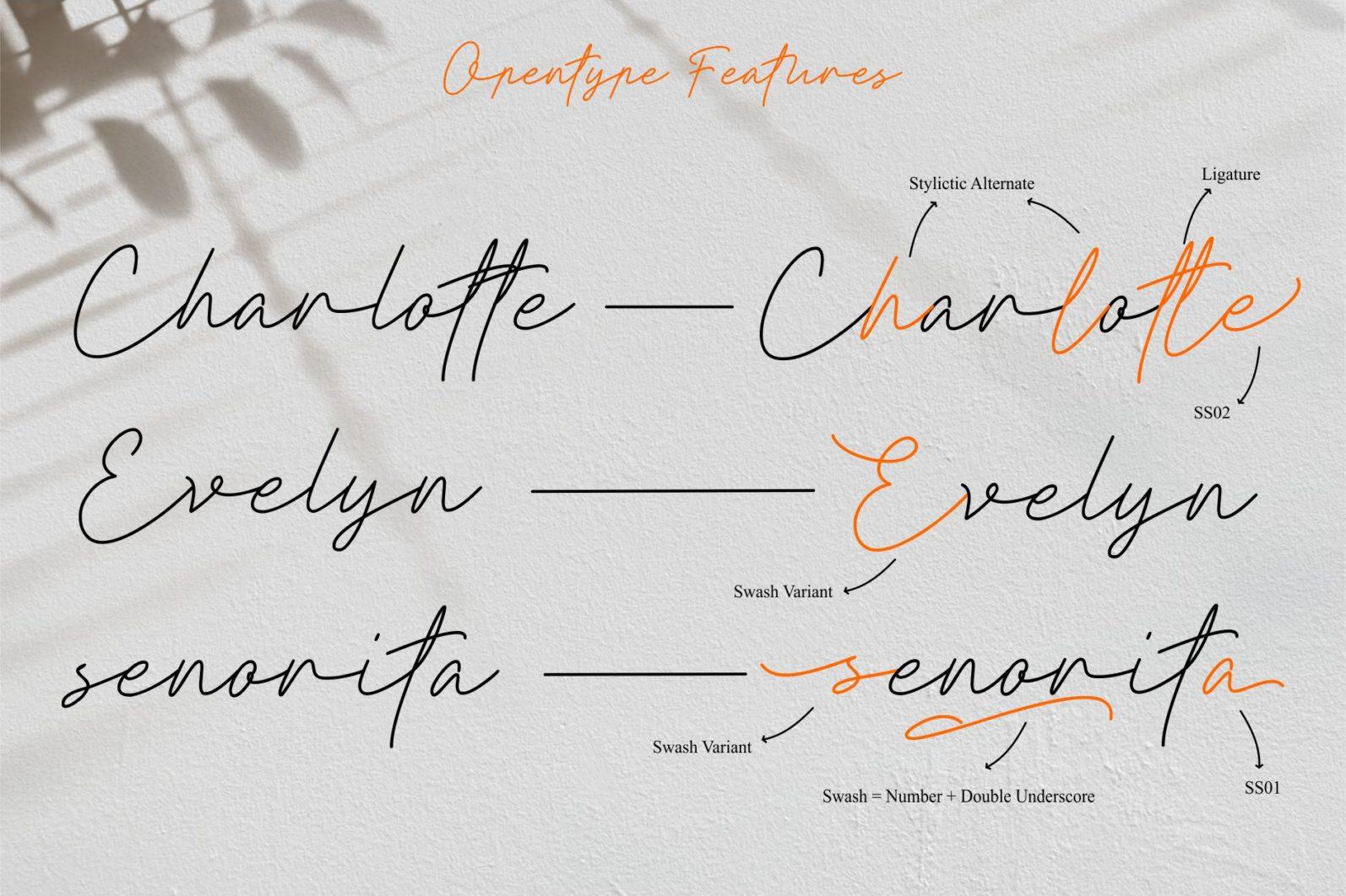 Clathyn Keith Signature - 4a -
