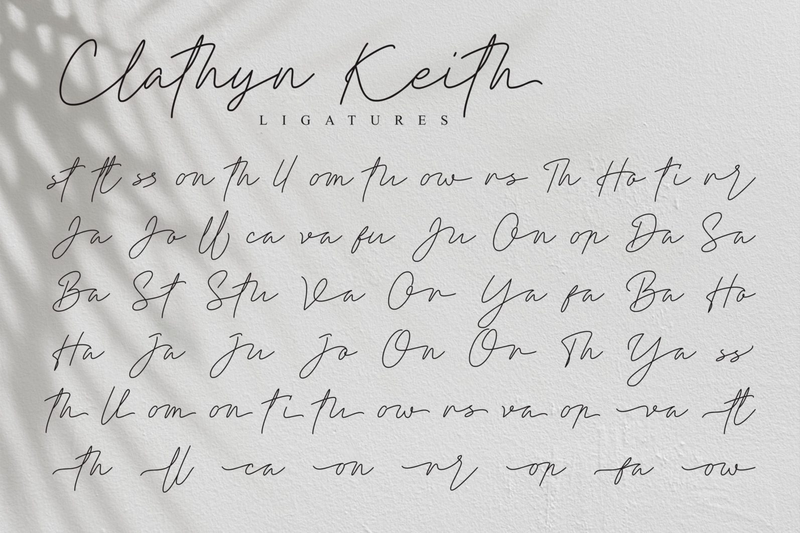 Clathyn Keith Signature - FormatFactory10 -