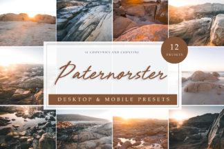 Sunset Lightroom Presets - Paternorster LR -