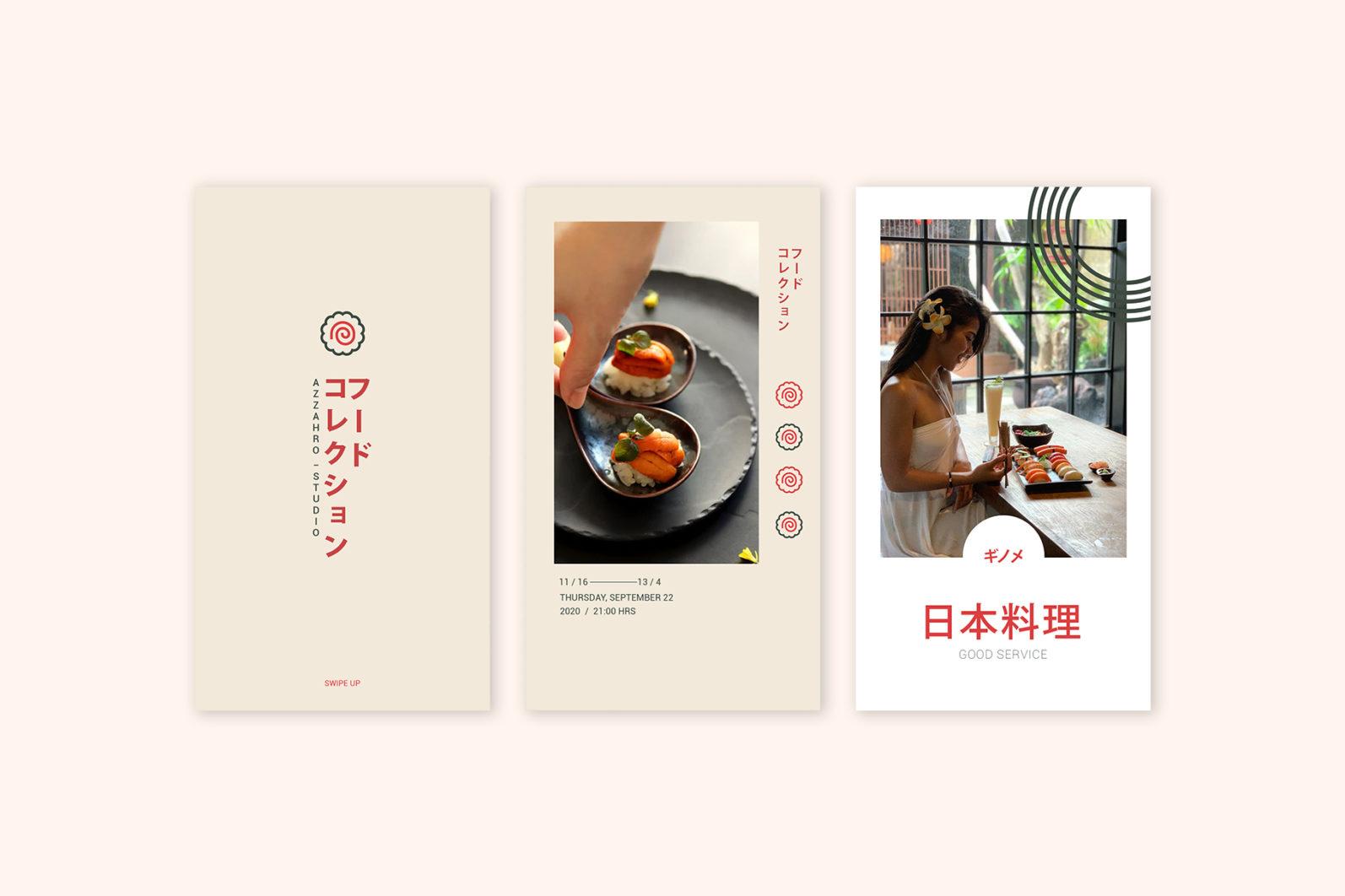Japan Food Instagram Templates - new mockupp3 -