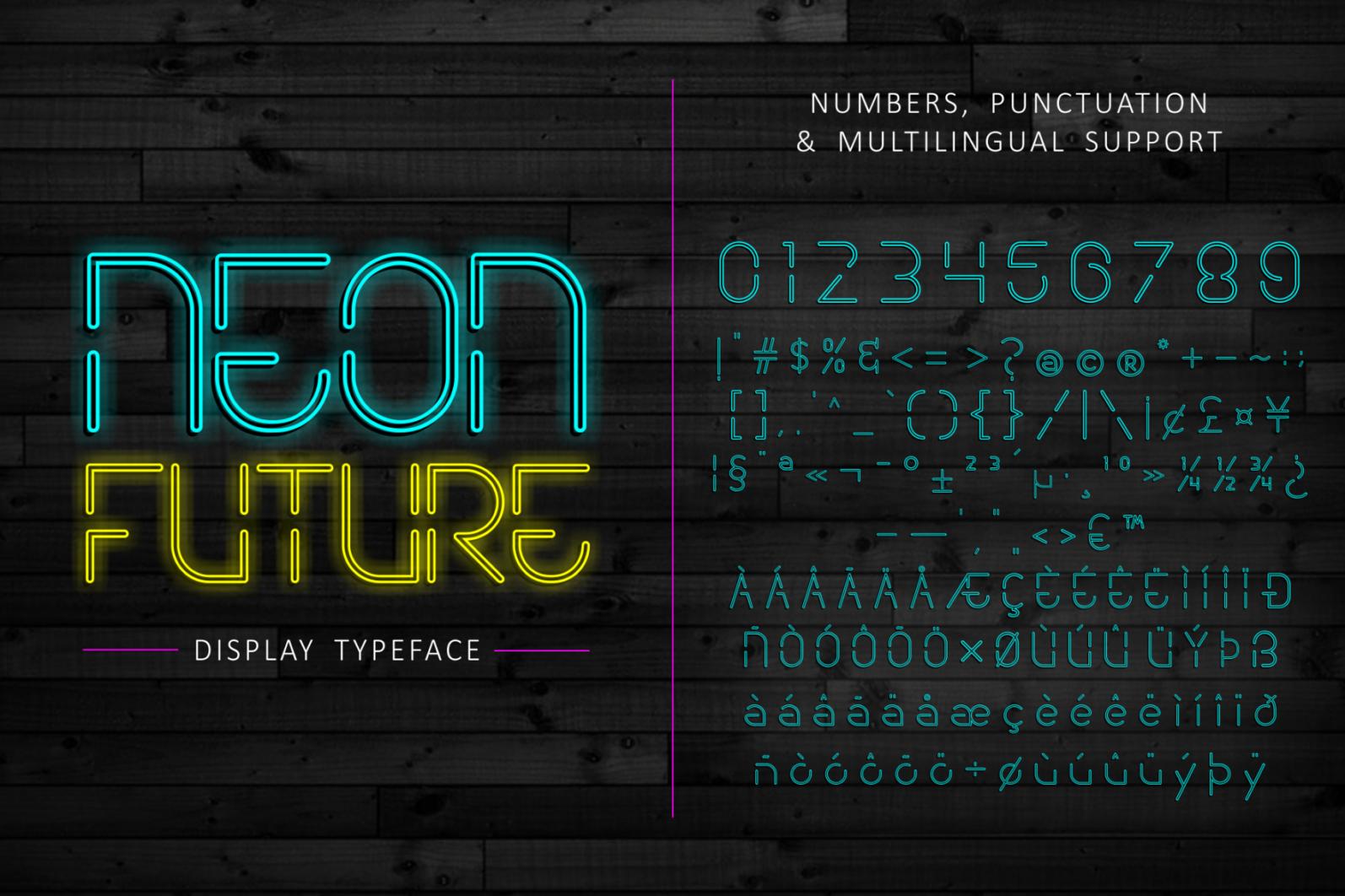 Neon Future - Preview Neon Future 3 -