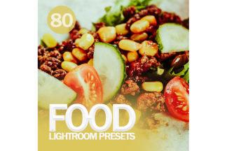 Food Lightroom Presets - Preview UTAMA 51 -