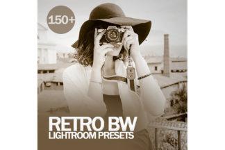 Black And White Lightroom Presets - Preview UTAMA 89 -