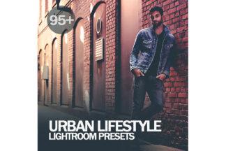 Urban Lightroom Presets - Preview UTAMA 101 -