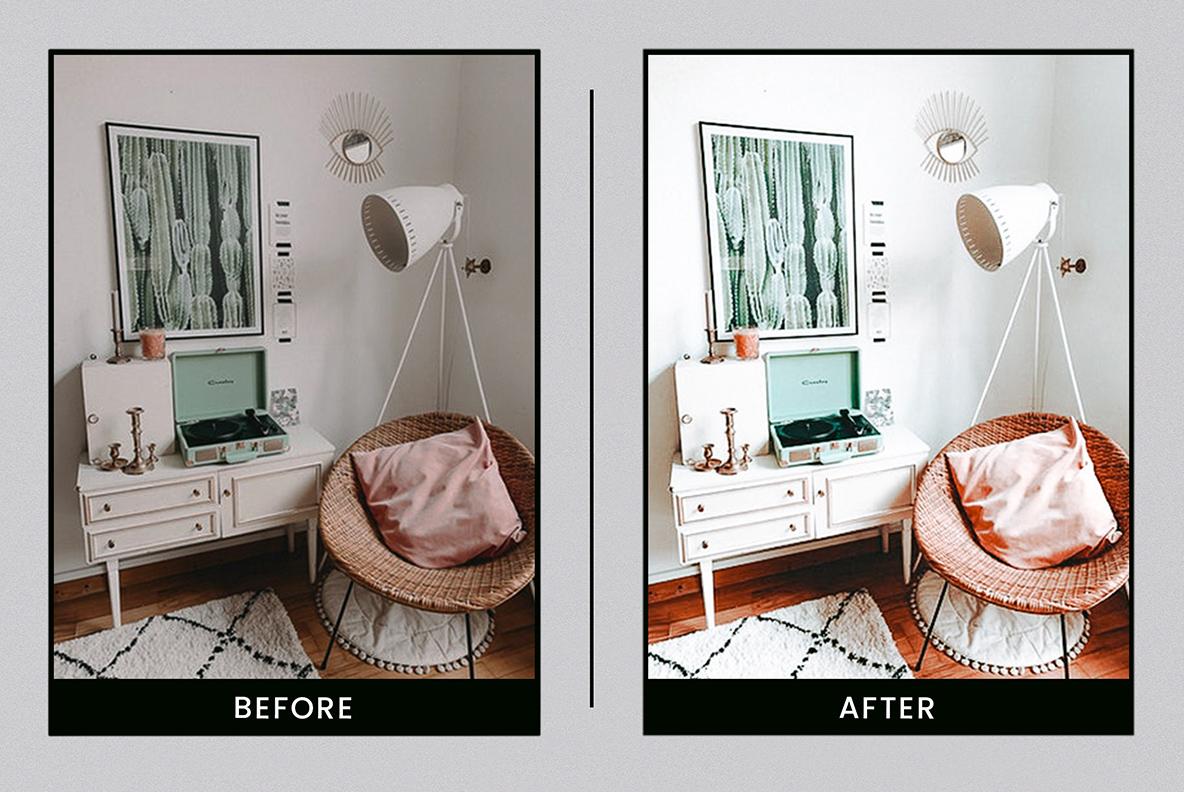 260 Lightroom Presets BUNDLE - Mobile & Desktop Presets - E0000 07 8 -