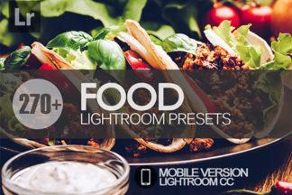 Food Lightroom Presets - Preview 202 -