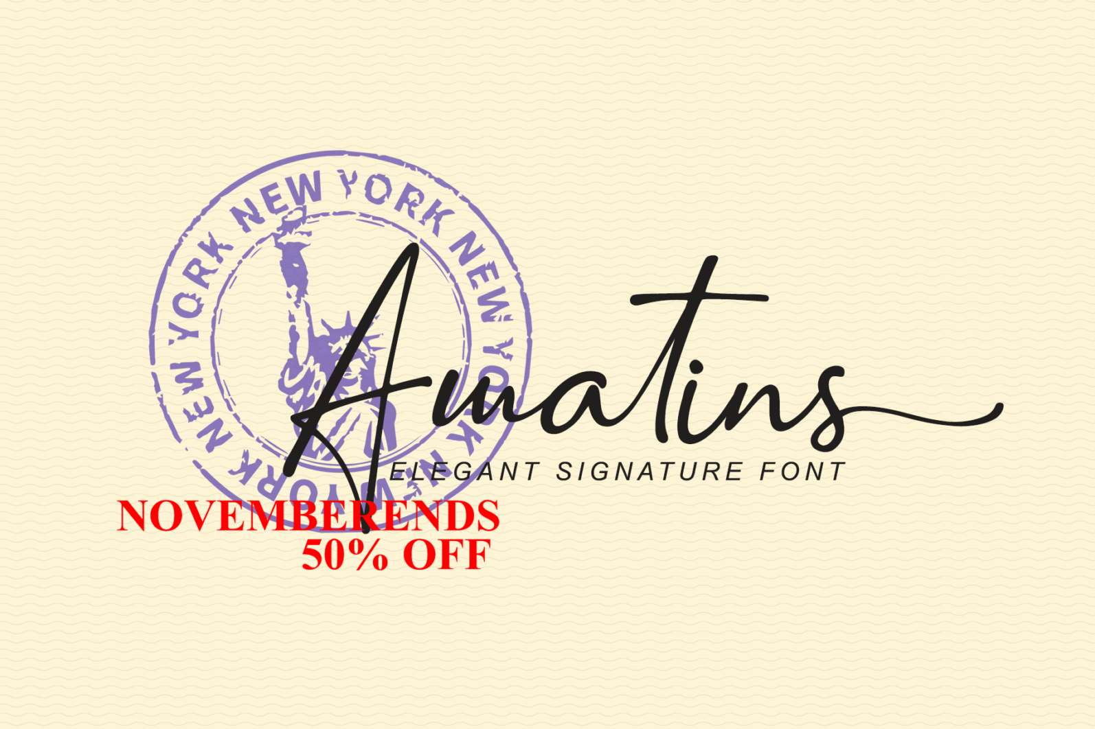 Amatins - Amatins 1 50OFF -