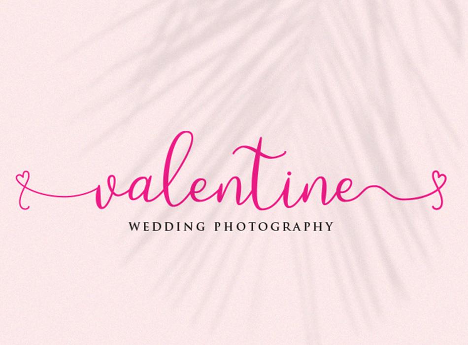 Loveyou - Romantic Font - 2 100 -