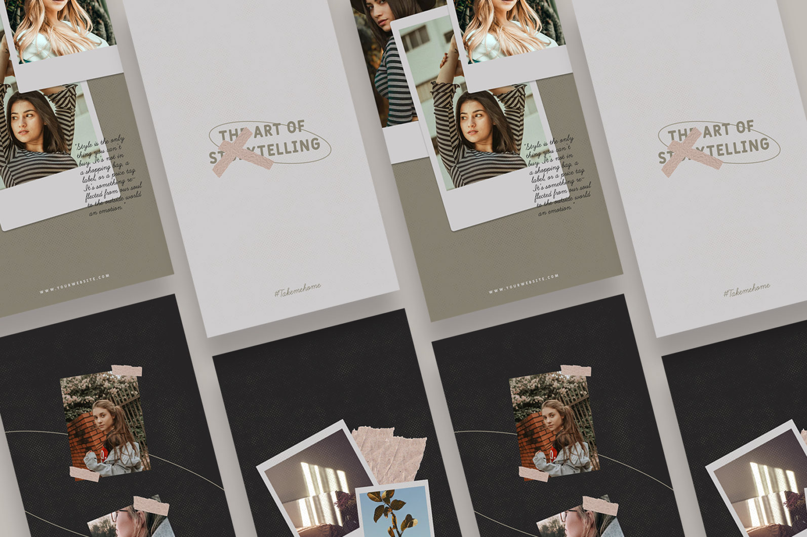 Fashion Instagram Templates - 4 95 -