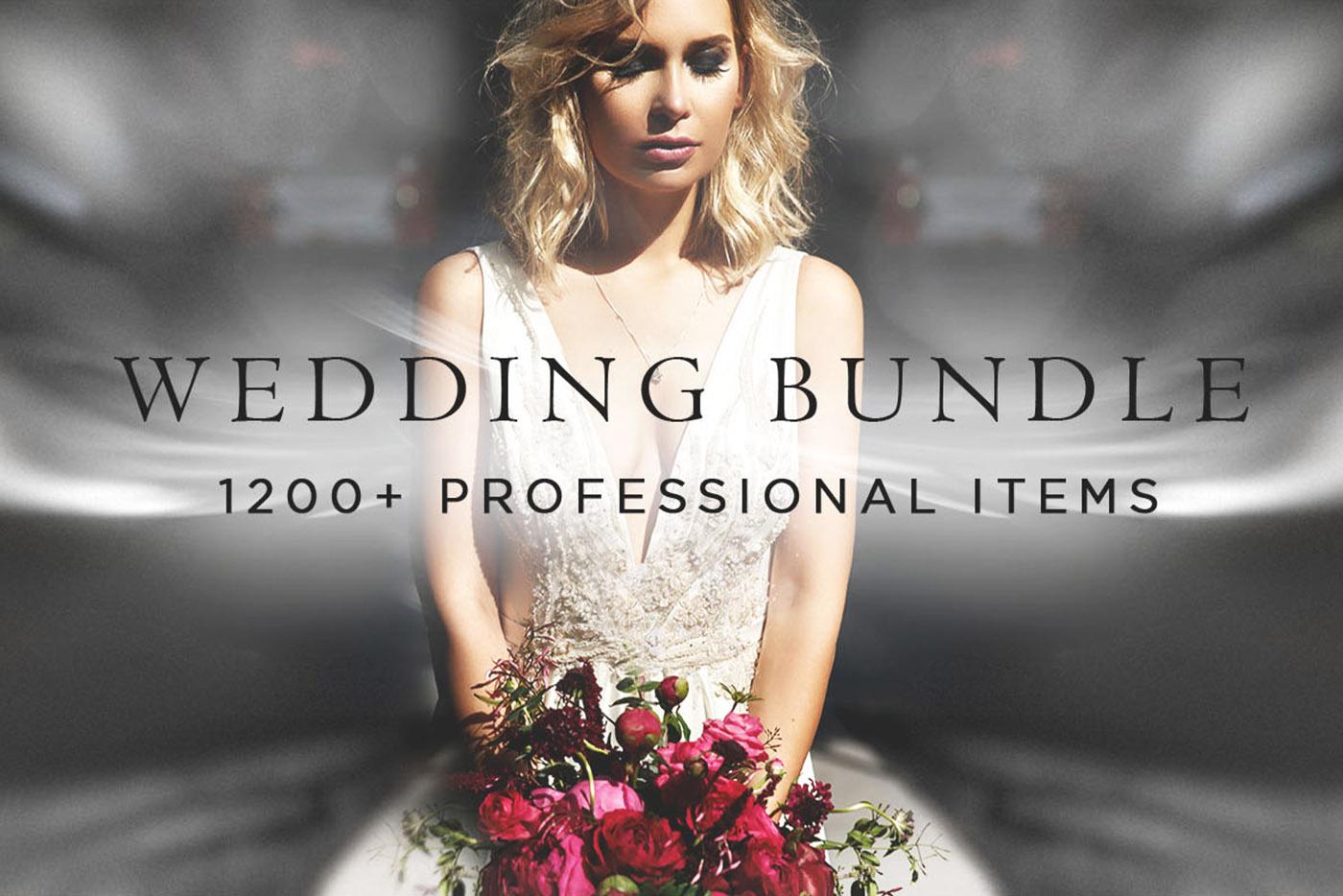 1200+ Wedding Bundle PS   LR items - NEW AVATAR CM -