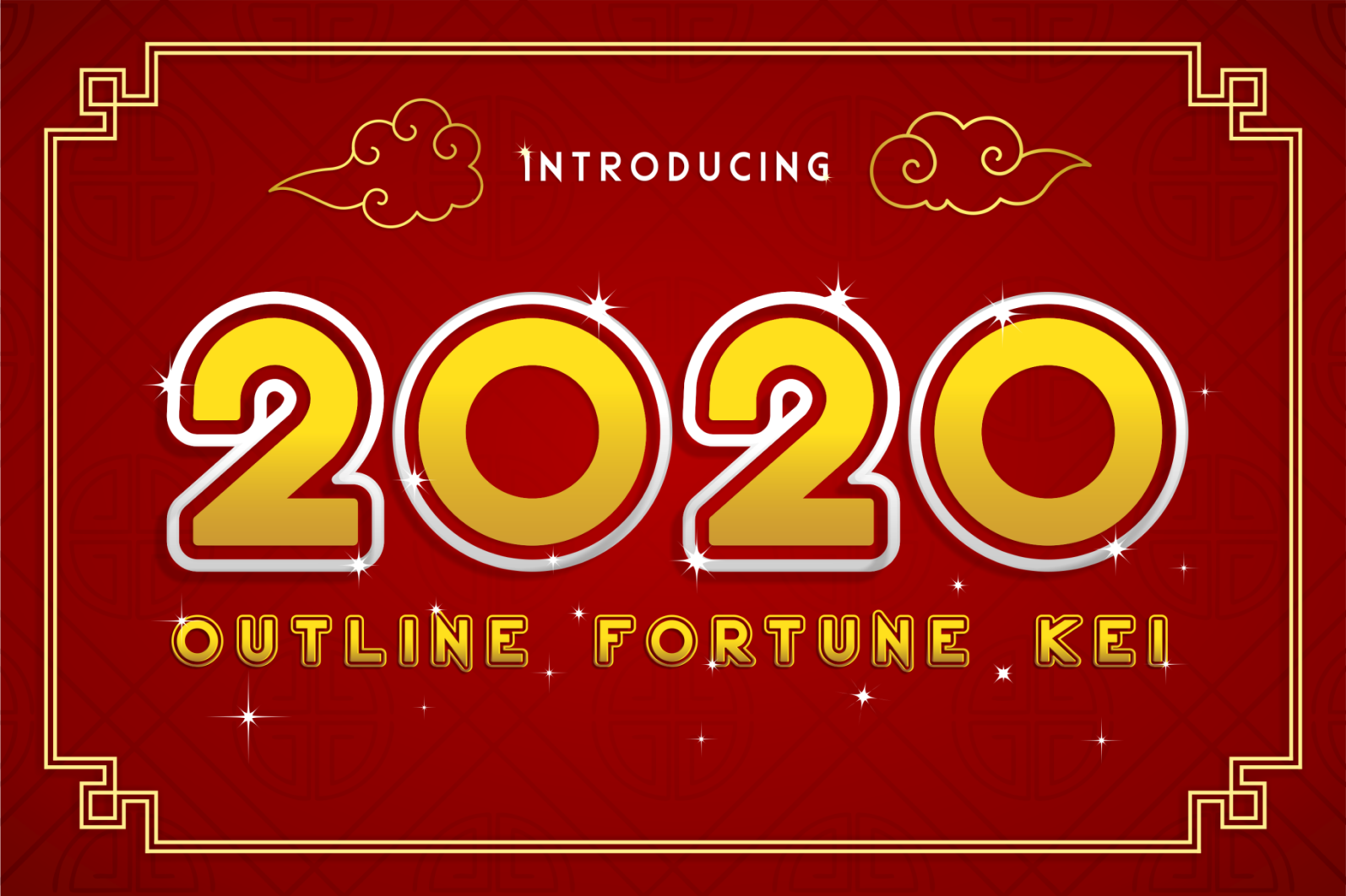 2020 Outline Fortune Kei - Preview 2020 Outline Fortune Kei 1 -