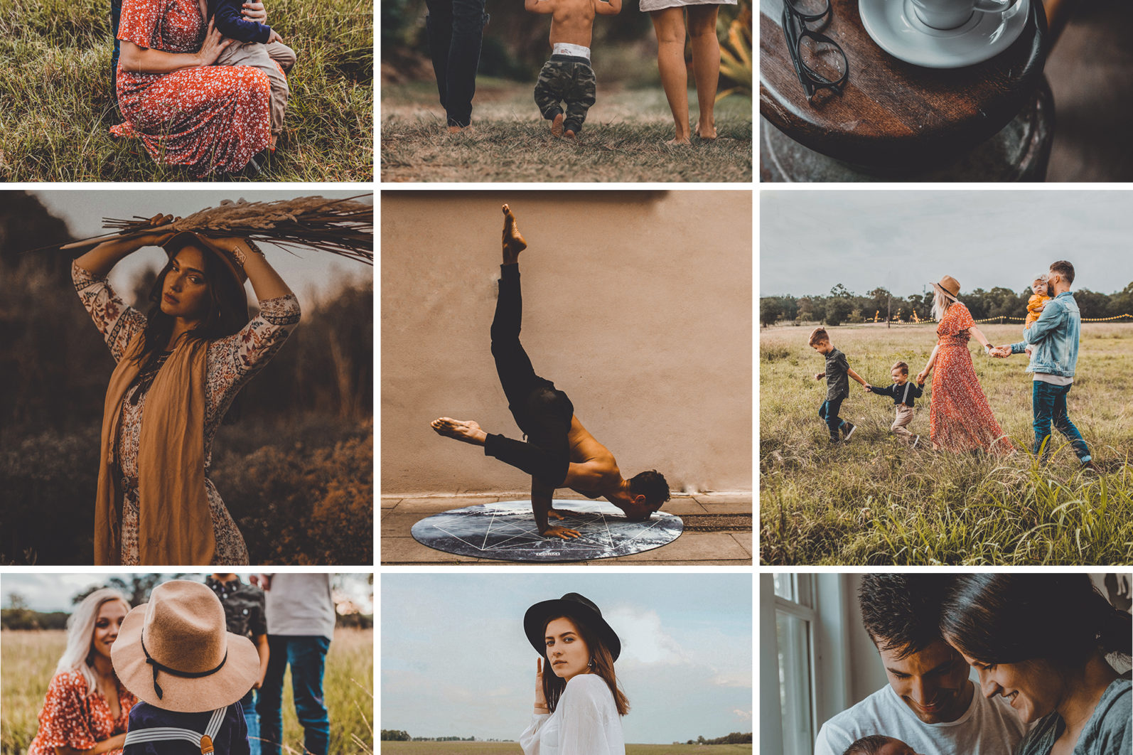 15 Mobile Presets CAPPUCCINO - lightroom presets cover product 1 -