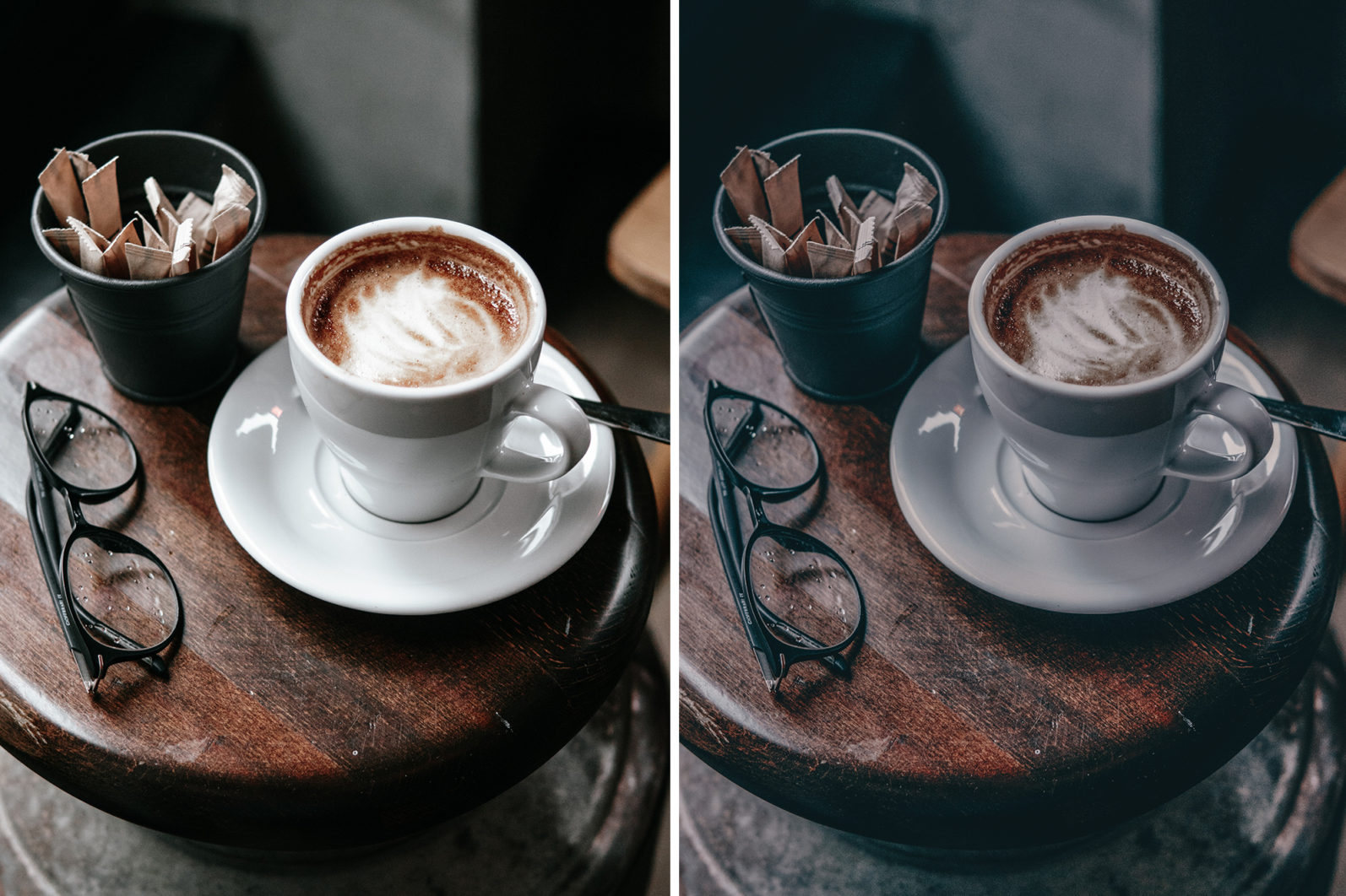 15 Mobile Presets CAPPUCCINO - lightroom presets cover product 5 -