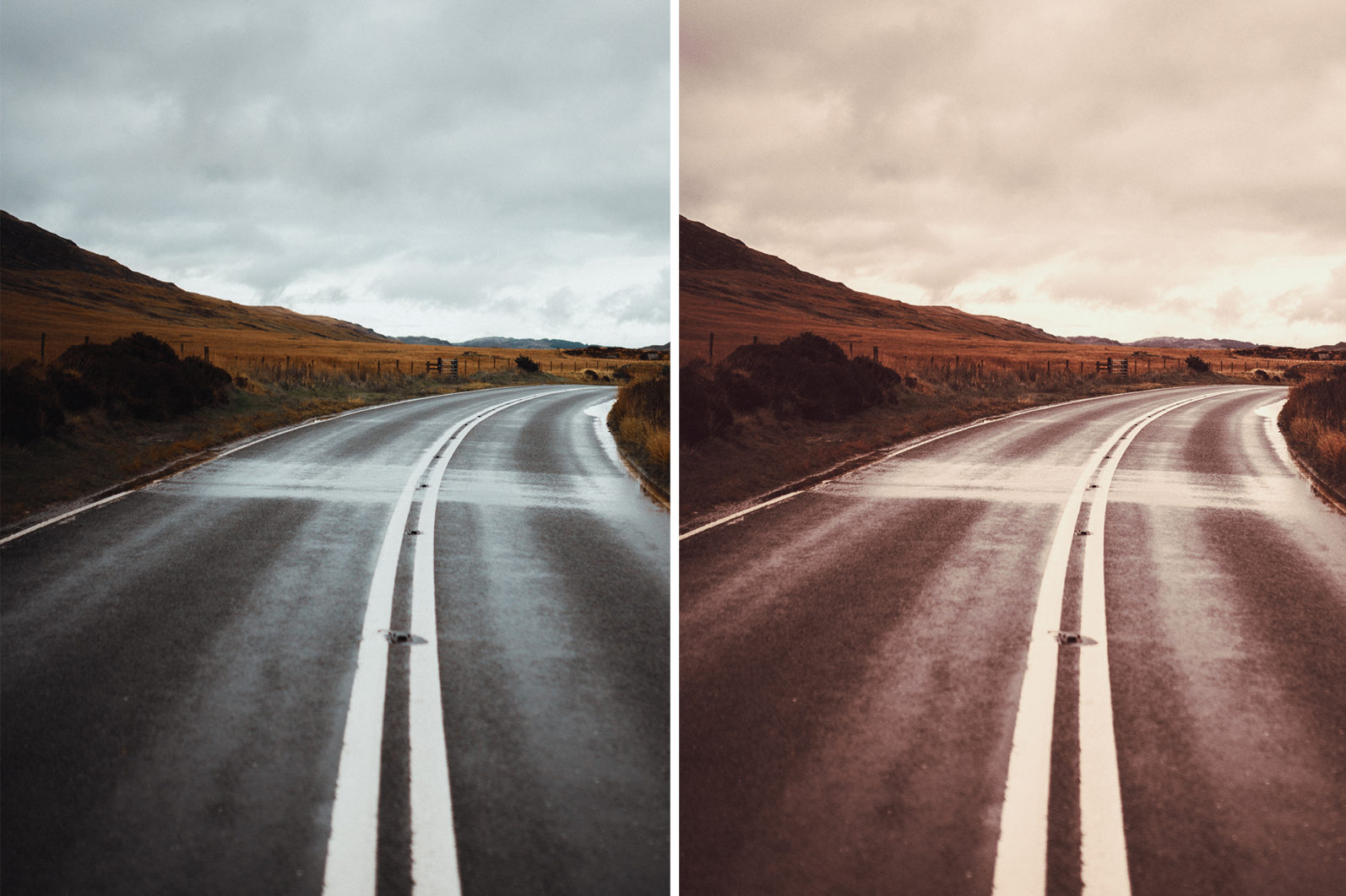 15 Mobile Presets CAPPUCCINO - lightroom presets cover product 6 -