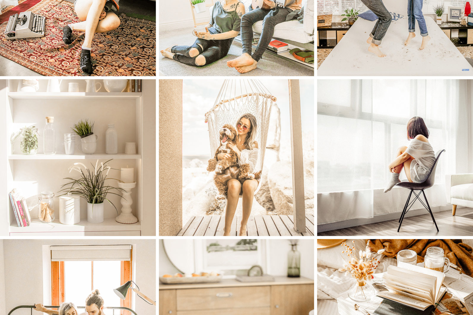 15 Mobile Presets HOME - lightroom presets cover product 3 2 -