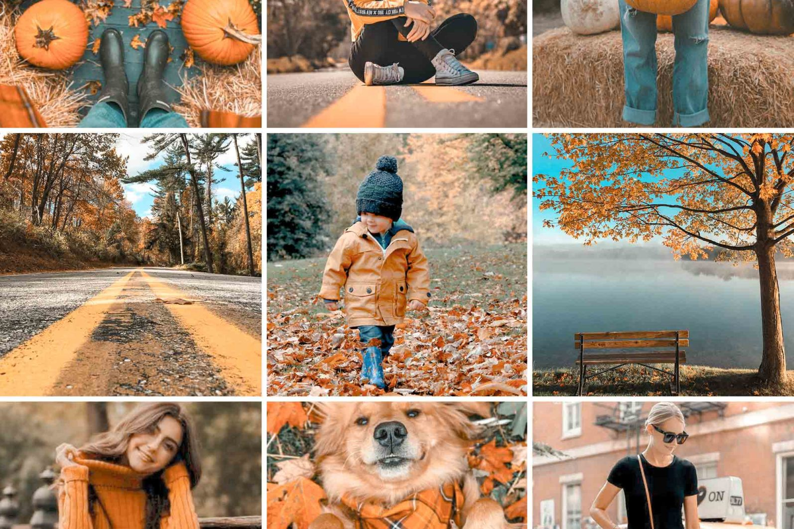 15 Mobile Presets FALL - lightroom presets cover product 2 8 -