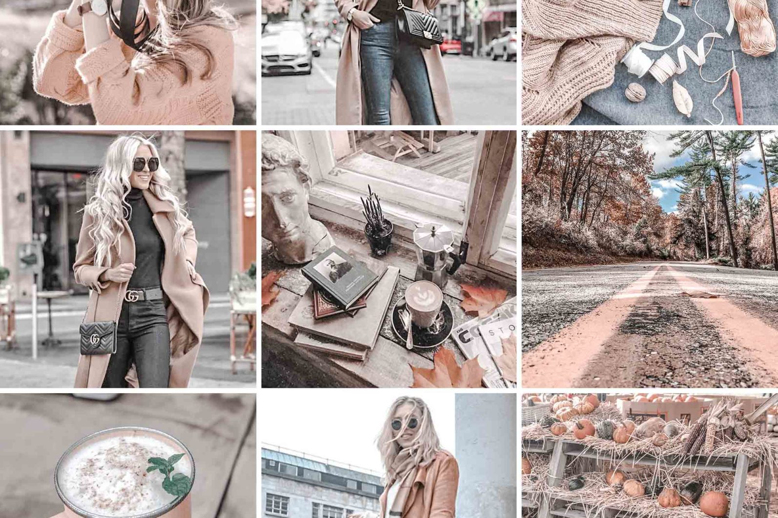 15 Mobile Presets FALL - lightroom presets cover product 3 8 -