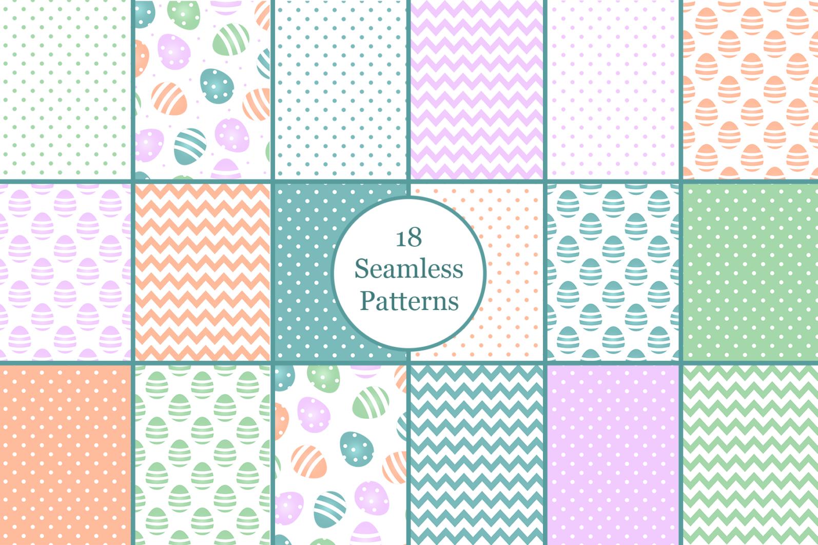 """Easter Fun"" Design Set - easter patterns page 2 -"