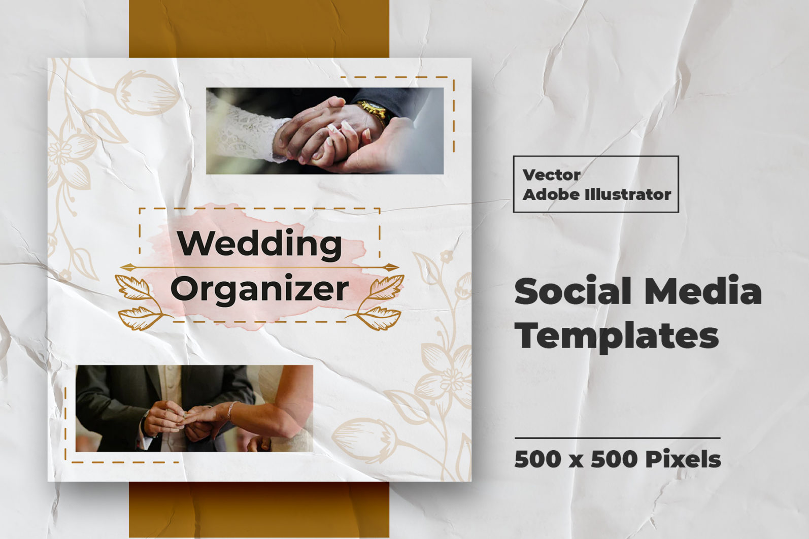 Wedding Instagram Feed Vector - 2 70 -