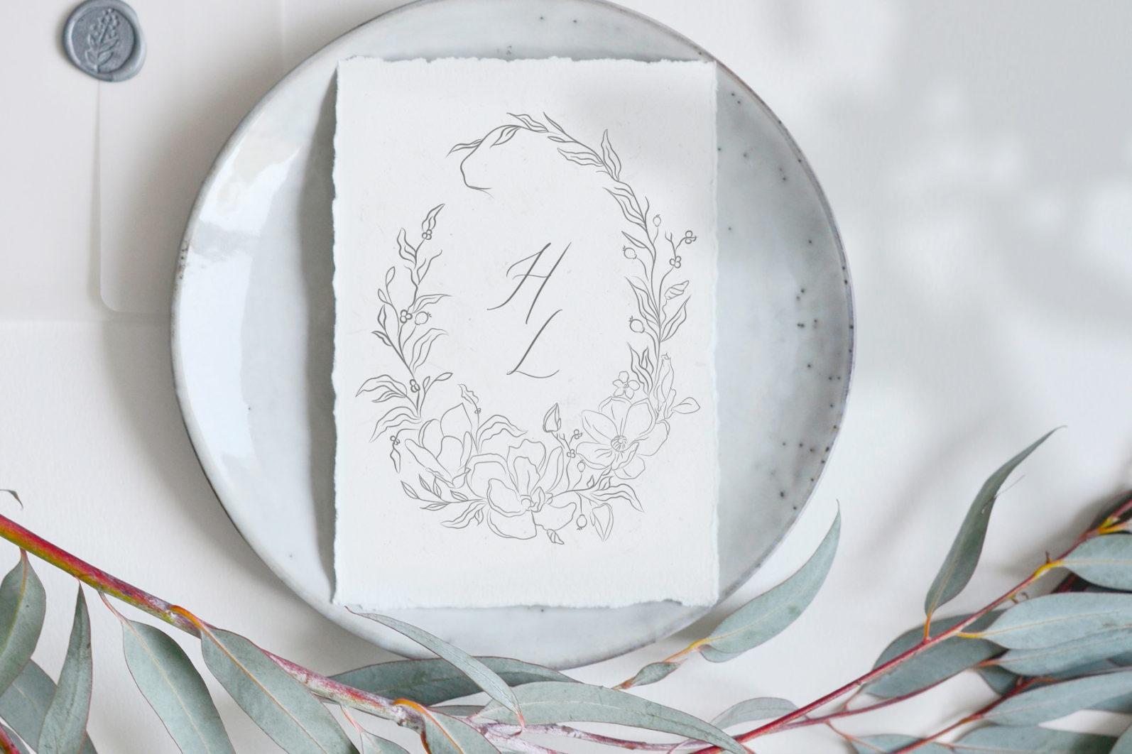 Floral Decorative Ornate Wreaths - ornate wreaths 6 -
