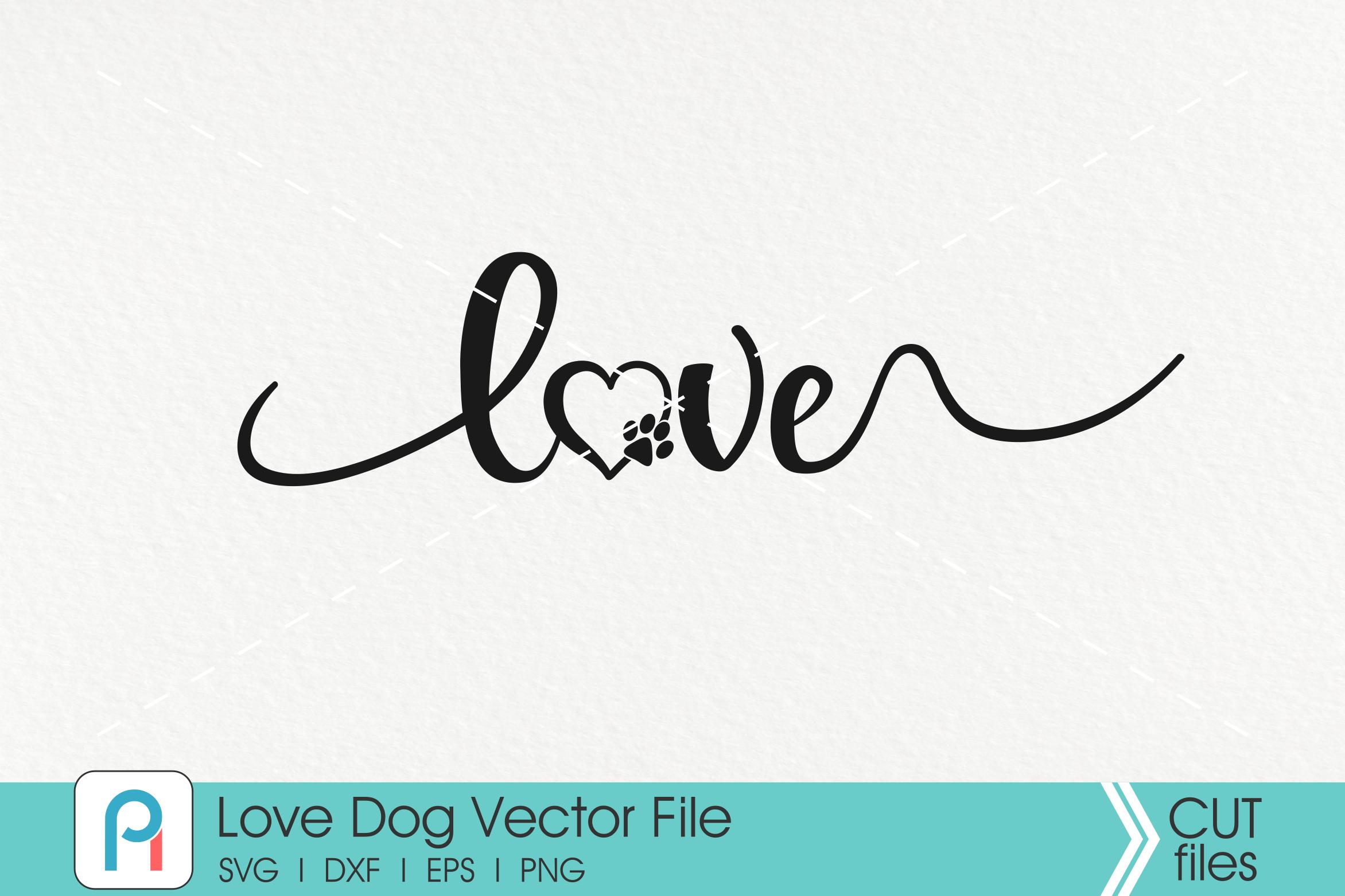 Download Paw Svg, Dog Svg, Love Svg, Love Paw Svg, Dog Lover Svg ...