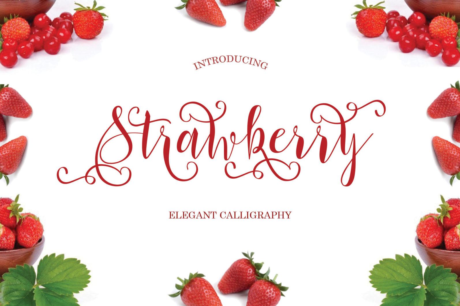 Strawberry - Cover 10 -