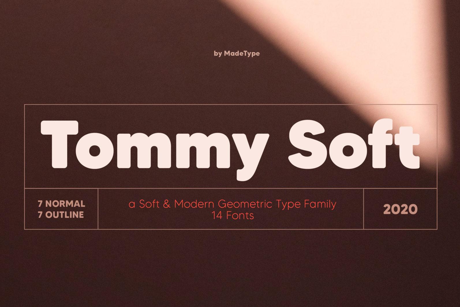 MADE Tommy Soft - madetommysoft cover -
