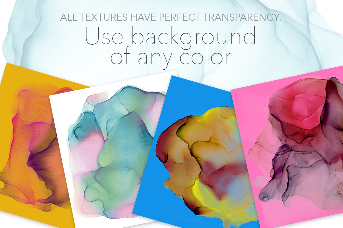 Tenderness. Ink Texture Collection. - pr4 7 -