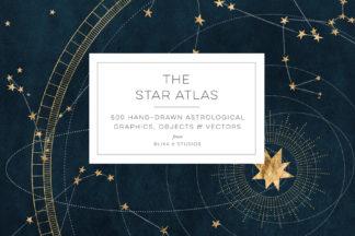 Free SVG Files - TheStarAtlas Sample 01 -