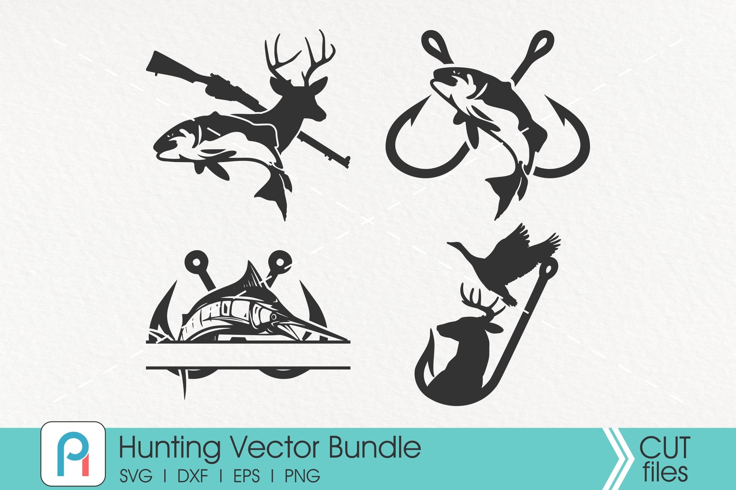 Download Hunting Svg Fishing Svg Hook Svg Deer And Hook Svg Crella