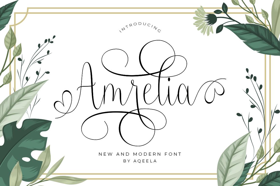 Bundles Classy & Decorative Script Fonts - 3 210 -