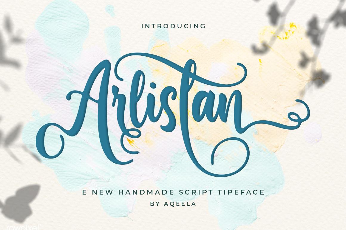 Bundles Classy & Decorative Script Fonts - 5 204 -