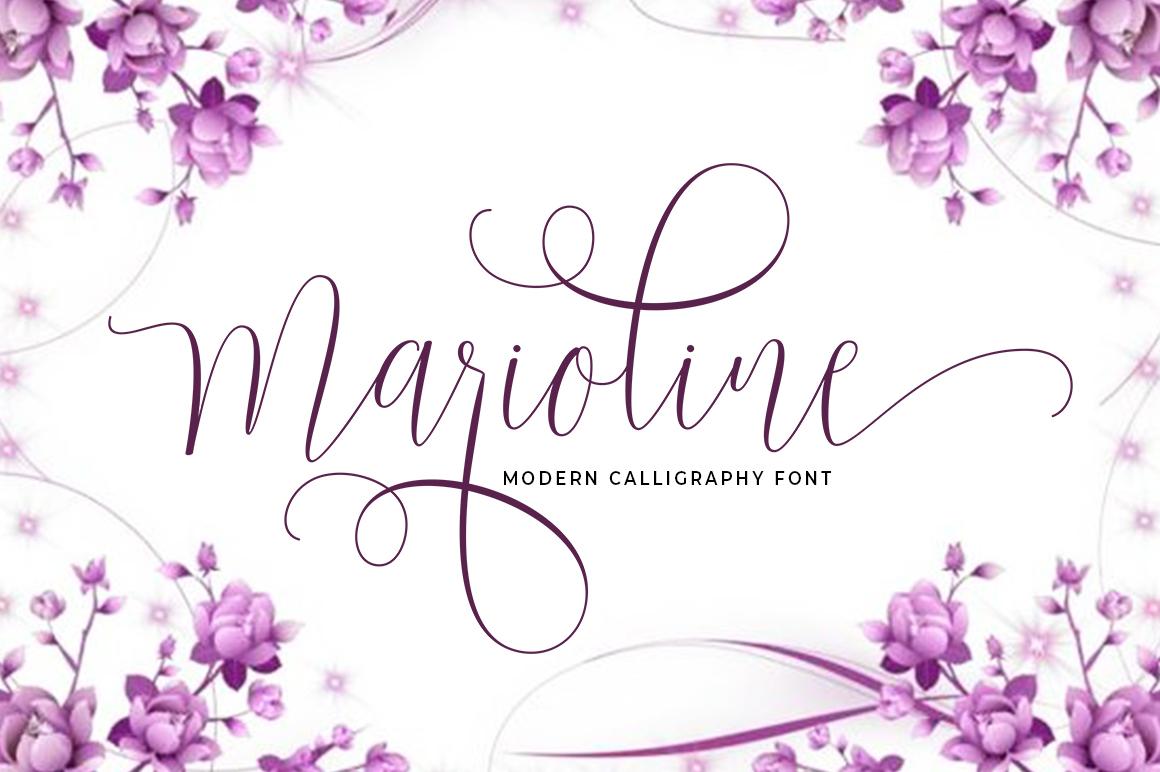 Bundles Classy & Decorative Script Fonts - 10 82 -