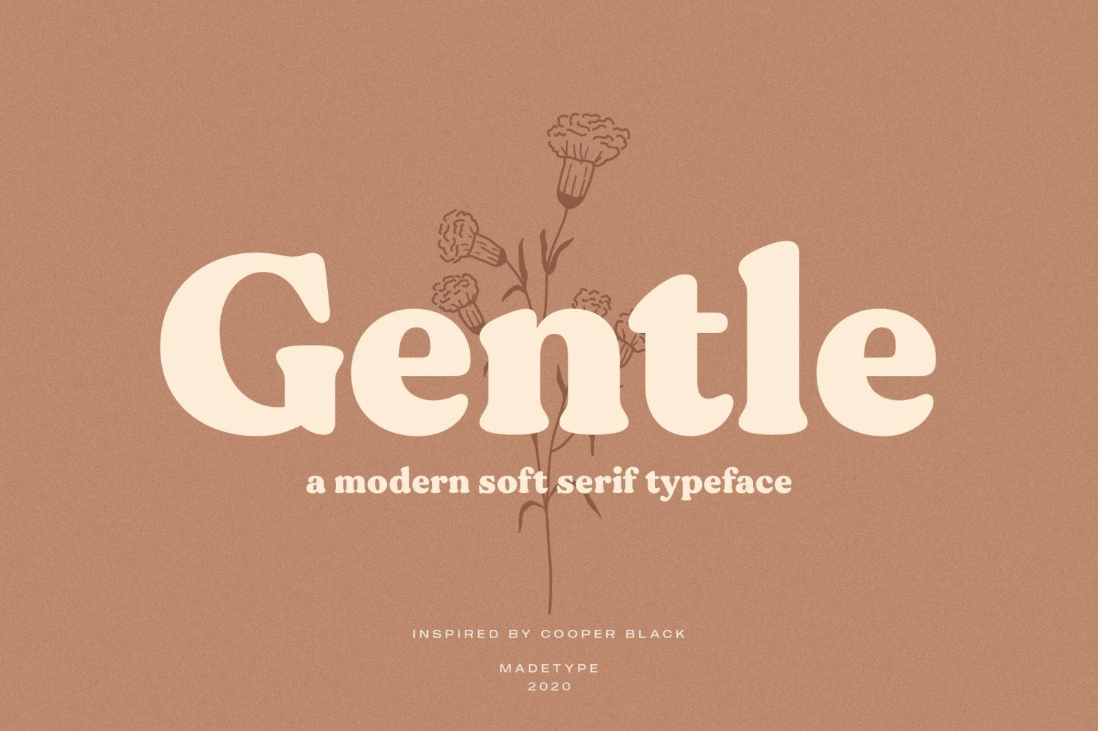 MADE Gentle - madegentle cover -
