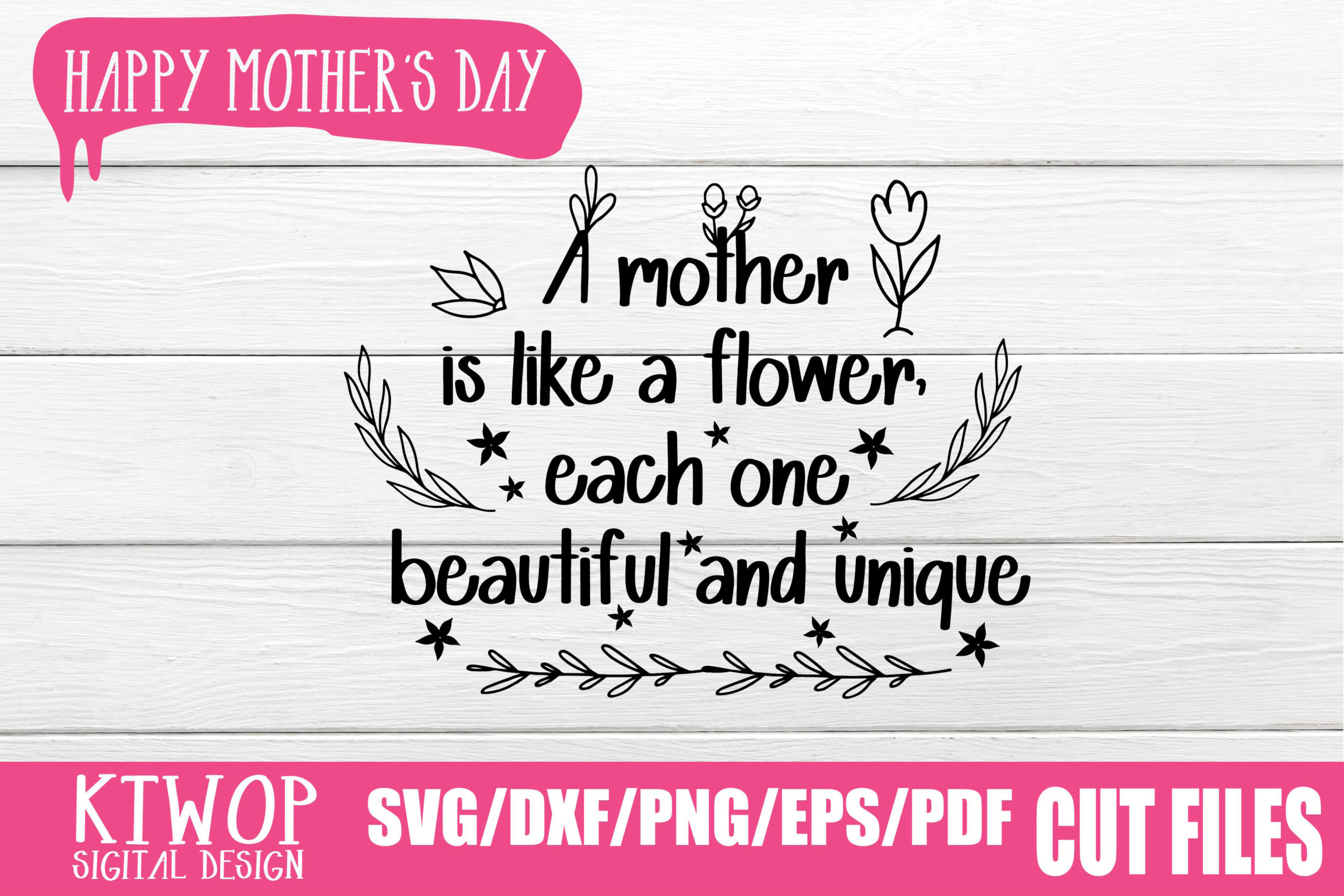 Free If you're looking to sell products using these designs please purchase a commercial use license here. Mother S Day Svg Crella SVG, PNG, EPS, DXF File