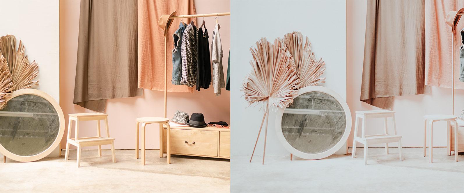 9 x Bohemian inspired lightroom presets   Desktop + Mobile - Bohemian Preview 8 -