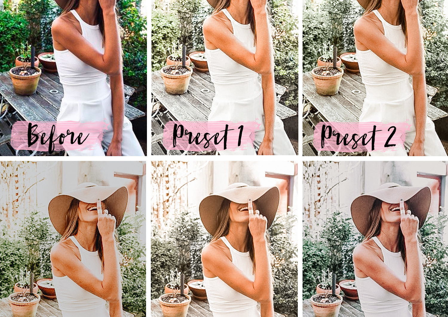 5 Mobile Presets TROPICAL - lightroom presets product page 3 1 -