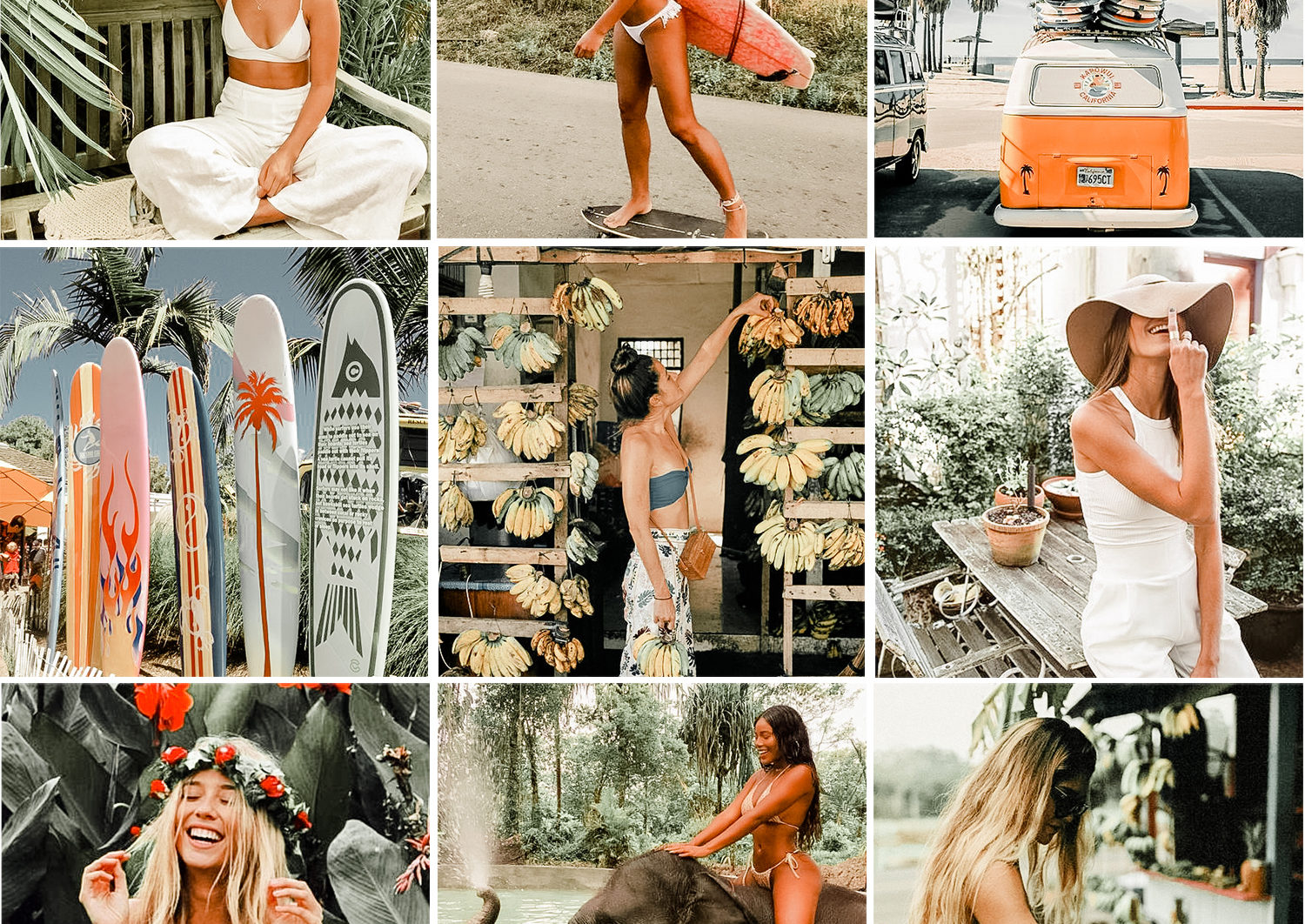 5 Mobile Presets TROPICAL - lightroom presets cover product 3 1 -